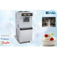 Best Hi Effective Commercial Ice Cream Maker, 3 Flavors Frozen With Pre-Cooling System wholesale