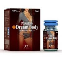 Quality Dream women Body Slimming Drug Pill with Chinese bitter orange, Lotus Leaf Extract for sale