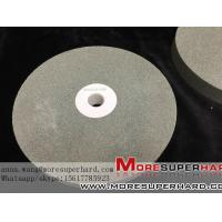 China Silicon carbide grinding wheel on sale