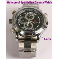 Quality Waterproof Wrist Watch Video Camera Recorder Spy Hidden Camera Private Detective Gadget for sale