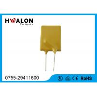 Quality DIP/SMD PPTC Thermistor Polymeric Positive Temperature Coefficient Resettable Fuse for sale