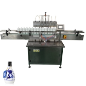 Quality Whiskey glass bottle filling machine vodka bottles filling machine liquor and spirits filling machine for sale