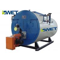 Quality Low Pressureoil Fired Boilers, Hot Water Gas Fired Boiler For Restaurant Heating for sale
