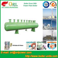 Cheap Chain Grate Boiler Drum / Drum Boiler High Capacity with Energy Saving for sale