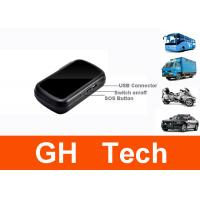 China Google Map Vehicle GPS Tracking Device Hand Held Real Time Asset GPS Tracker on sale
