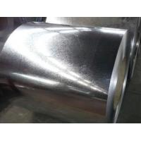 China Roofing Sheet Galvanized Steel Roll Regular / Zero Spangle JIS G3312 ASTM A653M for sale