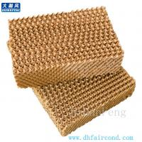 Quality DHF 5090 cooling pad/ evaporative cooling pad/ wet pad for sale