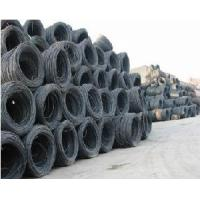 Quality Low Carbon Wire Rod Q215 Hot Rolled Carbon Wire Hot Rolled Low Carbon Round Wire Rod Steel Wire for sale