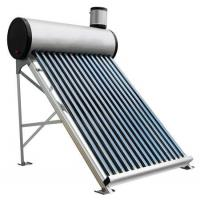 China ThermoPower evacuated tube thermosyphon solar hot water heater on sale