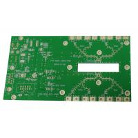 Quality One Layer Single Sided PCB Circuit Boards With High Frequency Laminate for sale