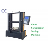Quality Industry Chemical Fiber Paper Tubes 10kN Compression Testing Machine for sale