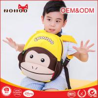 Quality Personalized Toddler Monkey Backpack For Children / Baby / Kids for sale