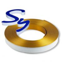 Buy cheap Acrylic Channel Letters Aluminium Trim Cap With PC And Foam Strip from wholesalers