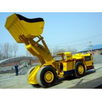 Quality 3.0m³ Electric LHD Rock Breaker Machine Underground Mining Loader 42 degrees for sale