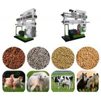 Quality High Strength Animal Feed Making Machine America CPM Model For Cattle Cow Pig for sale