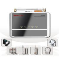 Quality GPRS (MMS & Photo-taking) Security House Alarms YL-007M8A for sale