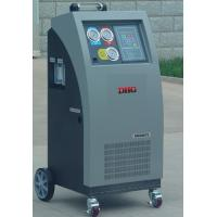 China Refrigerant Recharge Recovery AC Recycling Machine 220V for Car CE on sale