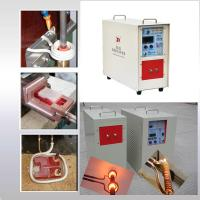 Quality High quality high frequency induction heating machine for welding ,heating ,melting ,annealing for sale