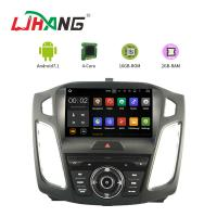 Quality 9 Inch Touch Screen Ford Car DVD Player Android 7.1 With Full Euro Map Online Map for sale
