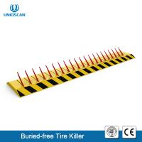 Quality Steel Tyre Spike Barrier Hydraullic Anti Terrorist Safeway System For Road Safety for sale