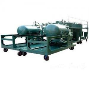 China Black motor engine oil purifier,oil filter,oil treatment,oil regeneration system on sale