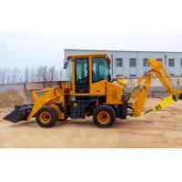 Quality WZ25-16 Hydraulic Backhoe Loaders for sale