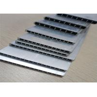 Buy Extruded Channel Multi Port Tube Aluminum Auto Parts For Condenser at wholesale prices