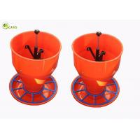 Buy cheap Swine Farm Polypropylene Automatic Pig Feeder / Round Piglets Dry Wet Feeder from wholesalers