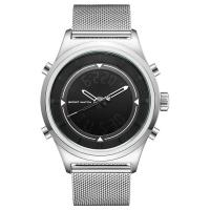 China Stainless Steel Waterproof Men Wrist Watches Digital Sports Watch mesh watch strap best mens sport watches on sale
