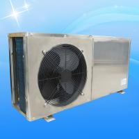 Quality Heating Room Air Source Heat Pump Water Heater  Samll Low Temp Heat Pump for sale
