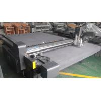 Quality Digital Pattern CNC Gasket Cutting Machine Compatible CAD With LCD Touch Screen for sale