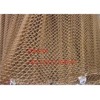Buy Decorative Metal Curtain/Chain Link Metal Mesh Drapery at wholesale prices