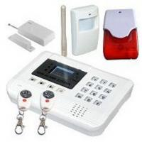 Quality OEM Portable Two-way Communication SIMCOM900B 850Mhz Watchdog Wireless GSM Alarm System for sale