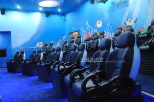 Quality Sea World 5D Dynamic Cinema Amusement Park 12 Kinds Attractive Special Effects for sale