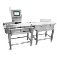 Buy cheap High Precision Conveyor Weight Checker / General Dynamic Checking And Weighing from wholesalers