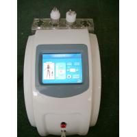 Quality 40kHz Tripolar RF Slimming And Skin Tighten SystemCavitation Machine for sale