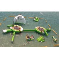 Quality Commercial Inflatable Water Park For lake for sale