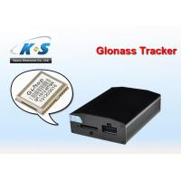 Buy cheap SOS Geo-Fence Quad Band GPS Glonass Tracker, GSM GPS Tracking Devices For Automobiles from wholesalers