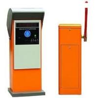 Quality IC / ID Cards Intelligent Car Parking System Management, Entrance Barrier With Bluetooth for sale
