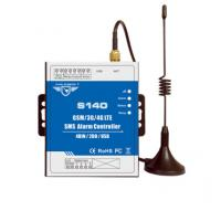 Quality S140 GSM 3G 4G Remote Controller Alarm(4DIN+2DO+USB) for sale