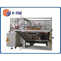 Quality High Performance Case Erector Machine Adjustable With 625 - 650mm Worktable for sale