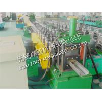 Quality Carbon steel door frame making machine , automatic 15kw cold roll forming equipment for sale