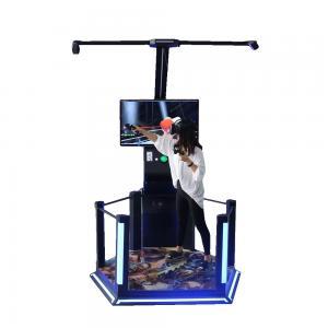 Quality Theme Park Virtual Reality Walking Platform 3D Glasses More Than 30 PCS Games for sale