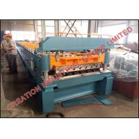 Quality High Rib Composite Metal Floor Deck Sheets Rollforming Machine Applicated in Floor Decking Solution for sale