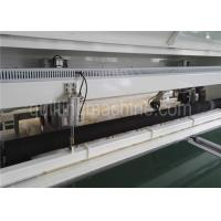 High Performance Horizontal Fabric Roll Cutting Machine  Industrial Fabric Die Cutter