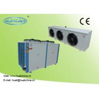 Quality 9~50kw Low Temperature Chiller With R404a For Cooling Meat Storage Room With High Efficient Compressor for sale