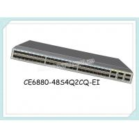 Buy cheap Huawei Network Switches CE6880-48S4Q2CQ-EI 48x10GE SFP+ 2x40G/100G QSFP28 4x40GE from wholesalers