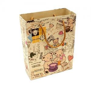 Quality custom kraft paper bag for sale