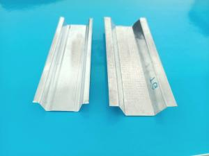 Quality Prepainted Galvanizing 35mm Q195 Steel Furring Channel for sale