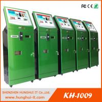 Best 19 inch touch screen cash acceptor coin acceptor bill pamnent kiosk machine wholesale